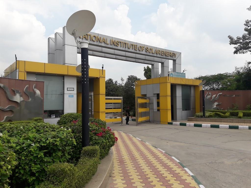 International Solar Alliance headquarter